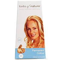 Tints of Nature, Устойчивая краска, очень светлый золотисто-блондинистый, 9D, 4.4 жидких унций (130 мл)