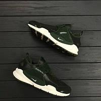 Мужские кроссовки Nike Sock Dart x Stone Island Haki