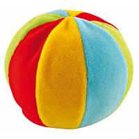Мягкая игрушка-погремушка Мяч - 2/890