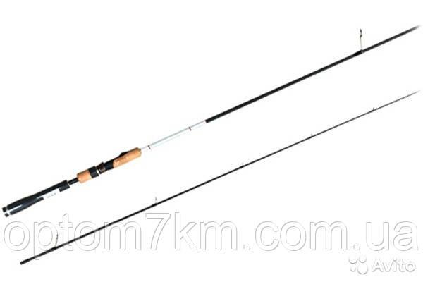 Спиннинг Kaida Storm Rider 2.45m, тест 2-16g