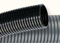 Гофрированная труба д.10 мм, полиамид, без протяжки, DKC PA601013F2