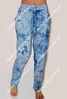 Молодежные женские брюки  952