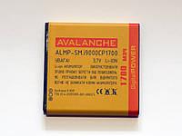 АКБ Avalanche для Samsung i9000, I9001 Galaxy S Plus, B7350 - 1700 мАч