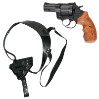 Кобура для револьвера