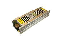 Узкий блок питания для светодиодной ленты MTR- 150W-12V 12,5A Premium
