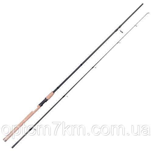 Спиннинг Kaida Universal 2,4m, тест 10-40g