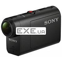 Экшн-камера SONY HDR-AS50 c пультом д/ у RM-LVR2 (HDRAS50R.E35)