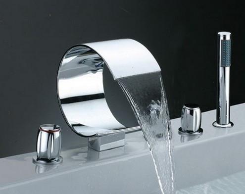 Смесители для ванны