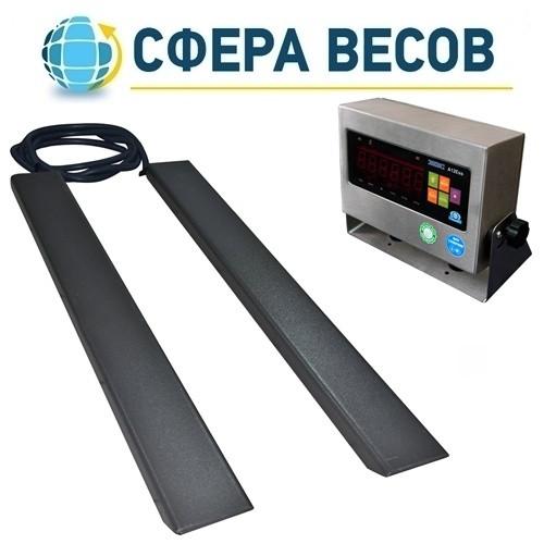 Весы электронные балочные (стержневые) ЗЕВС-A12ESS (2000 кг)