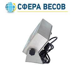 Весы электронные балочные (стержневые) ЗЕВС-A12ESS (2000 кг), фото 2