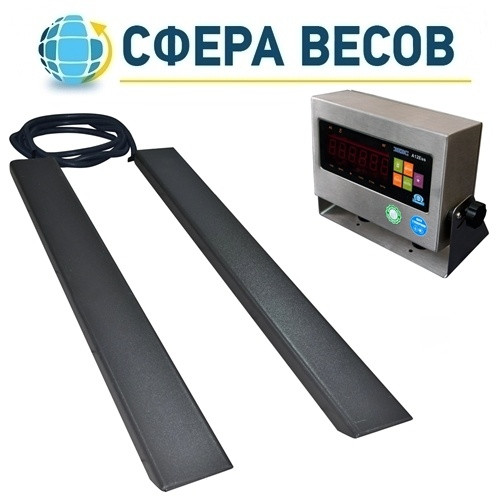 Весы балочные (стержневые) ЗЕВС-A12ESS (3000 кг)