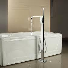 Стоячие смесители для ванны