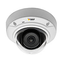 Фиксированная купольная IP-видеокамера внутреннего исполнения AXIS M3006-V