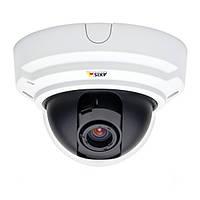 Фиксированная купольная IP-видеокамера внутреннего исполнения AXIS P3364-V 12mm