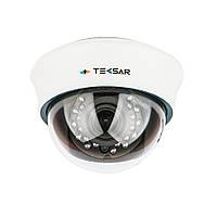 Відеокамера AHD купольна Tecsar AHDD-2Mp-20Vfl-in