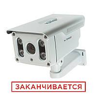 Відеокамера AHD вулична Tecsar AHDW-1Mp-100Fl