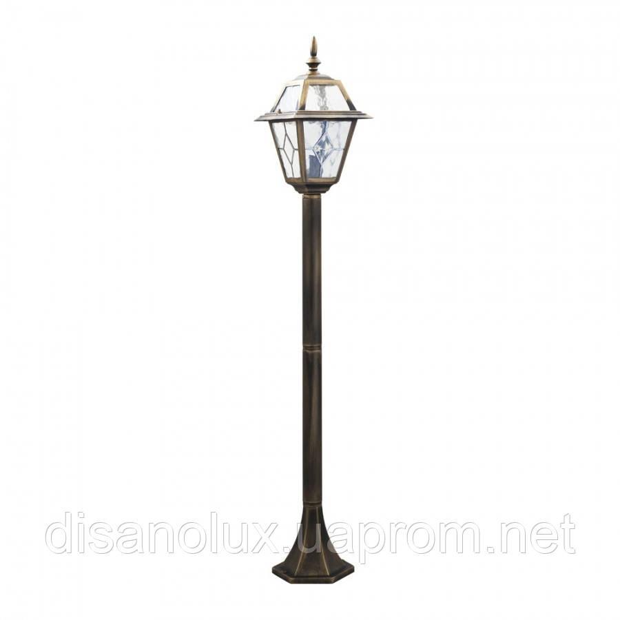 Светильник парковый уличный  11363-AJ  120см  FARO I  старое золото IP44