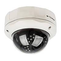 Купольная IP-видеокамера Tecsar IPD-2M-30V-poe