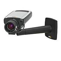 Фиксированная корпусная IP-видеокамера внутреннего исполнения AXIS Q1604