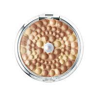 Physicians Formula, Inc., Пудровая палитра, сверкающий минеральный жемчуг, светло-бронзовый жемчуг, 8 г (0,28 унции)