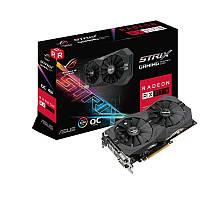 Видеокарта ASUS Radeon RX 570 STRIX OC 4GB GDDR5 (ROG-STRIX-RX570-O4G-GAMING)