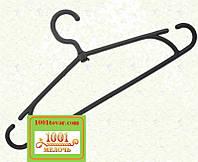 Тремпель - плечики для одежды с поворотным крючком, облегчённый