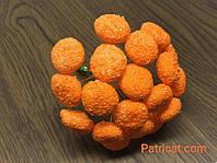 Серединка для цветов пыльник ромашки, хризантемы Оранжевый 5 шт/уп