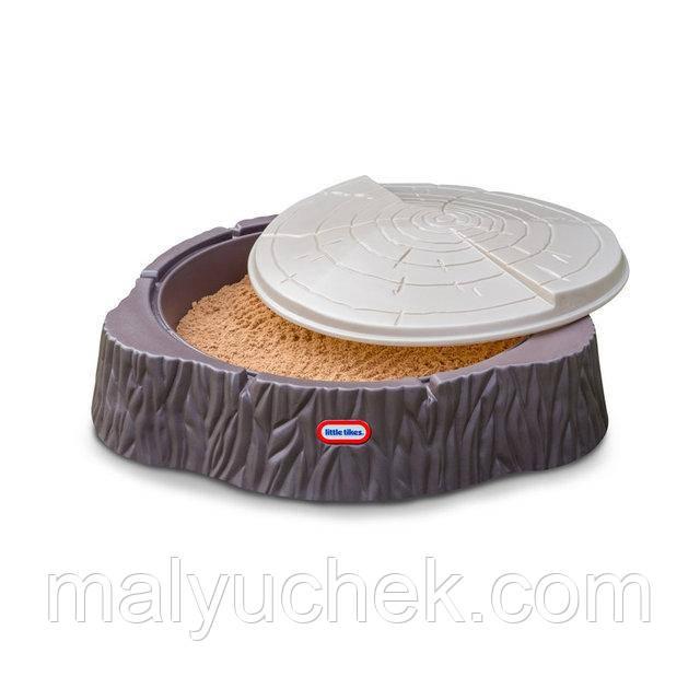 Песочница с крышкой Дерево Little Tikes 644658