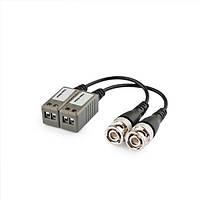 Комплект пассивных одноканальных приемо/передатчиков видеосигнала по витой паре Tecsar TS-502G*2шт