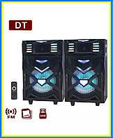 Активная акустика DT-FM-7711 Bluetooth