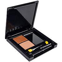 Studio Makeup, Набор для бровей, от среднего до темного, 1,7 г (0,05 унции)