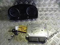 Блок управления двигателем комплект 1.9TDI vw, fo VW Caddy III 2004-2010
