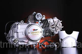 Мотодвигатель ТММР Racing Дельта Альфа -125см3 54мм алюминиевый цилиндр механика       NEW, фото 2