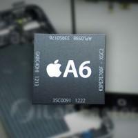 Центральный процессор A6 для Apple iPhone