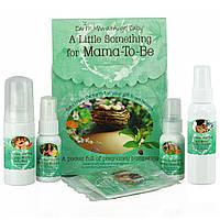 Earth Mama Angel Baby, Кое-что для будущей мамы, набор из 5 предметов