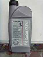 Масло в АКПП Ніссан, Nissan АТ- Матic J