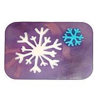 Hugo Naturals, Мыло Arisan со снежинками с ароматом ванили и мяты перечной, 6 унций (170 г)