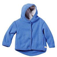 Disana (Германия) Курточка из свалянной мериносовой шерсти Disana с капюшоном