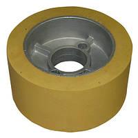 Ролик подающий Φ120XΦ35x60 покрытие резина