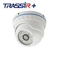 IP-видеокамера IPD-1.3M-30F-poe + TRASSIR IP, 20% экономии