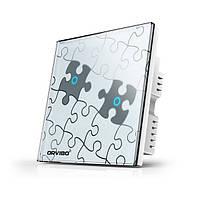 ORVIBO OR-T020-S2 puzzle. Умный сенсорный выключатель для умного дома ORVIBO OR-T020-S2 puzzle