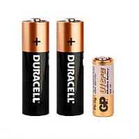 Батарейный комплект 2хАА и 1х23АЕ для датчиков М-302 и М-401 сигнализаций Страж