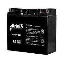 Акумулятор Trinix АКБ 12V 18Ah
