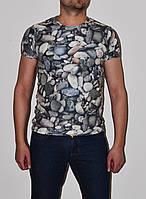 Мужская стильная футболка Италия