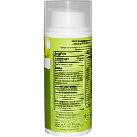 Aubrey Organics, Осветляющее терапевтическое средство для мытья жирной и склонной к угрям кожи, 3.4 жидких унций (100 мл)