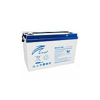 Аккумуляторная батарея RITAR AGM DC12-100 12V 100.0Ah