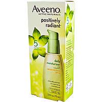 Aveeno, Active Naturals, Positively Radiant Daily Moisturizer, SPF30, 2.5 fl oz