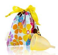 Ladycup Менструальная чаша Yellowcup