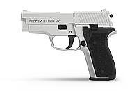 Пистолет стартовый Retay Baron HK  Chorome
