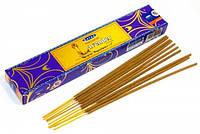 Natural Lavender(Натуральная Лаванда)(15 gm) (12 шт/уп)(Satya) пыльцовое благовоние